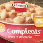Hormel Compleats Dumplings & Chicken